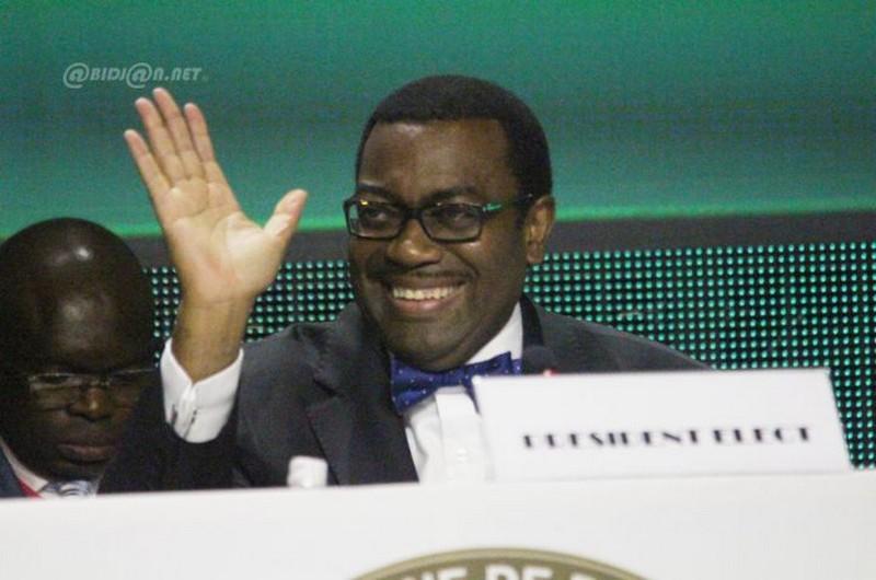 Le Dr Akinwumi Adesina