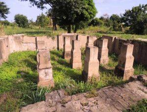 Ruines Kamina